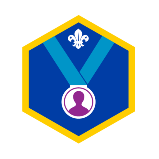 Cubs Personal Challenge Award Badge