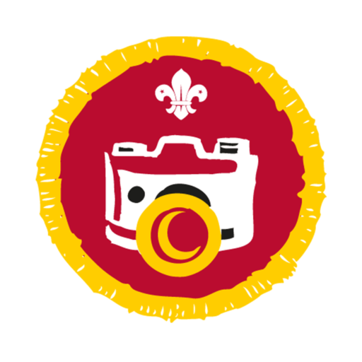 Cubs Photographer Activity Badge