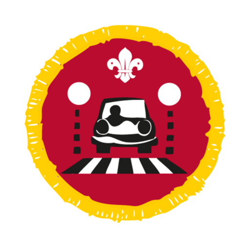Cubs Road Safety Activity Badge