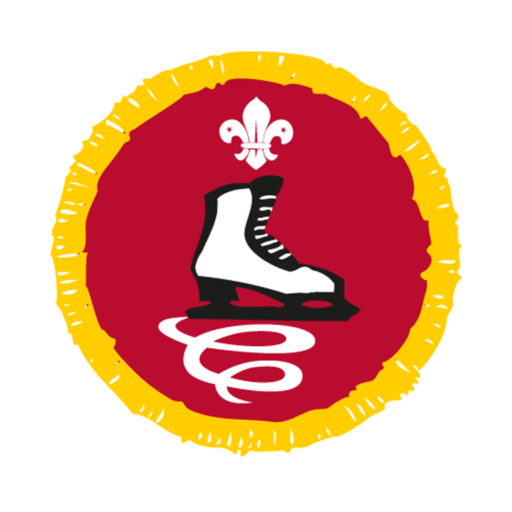 Cubs Skater Activity Badge