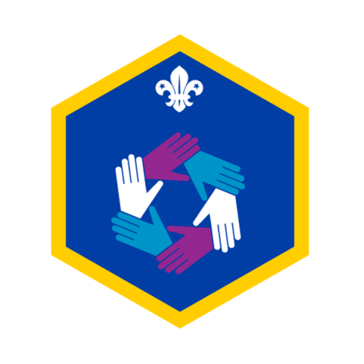 Cubs Teamwork Challenge Award Badge