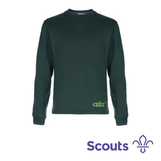 Cubs Uniform Sweatshirt