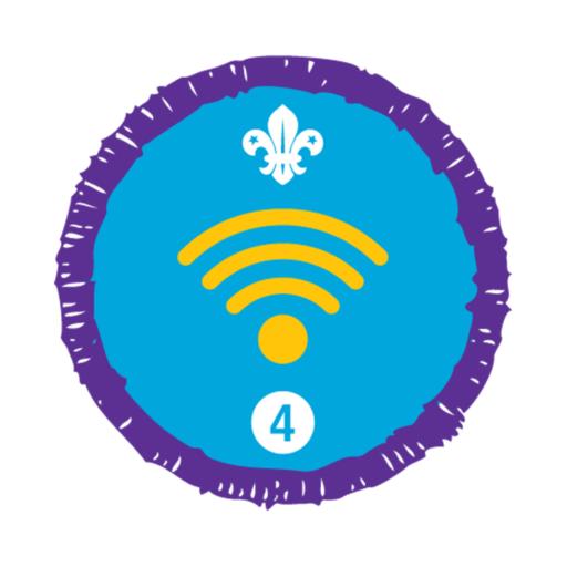 Digital Citizen Stage 4 Staged Activity Badge