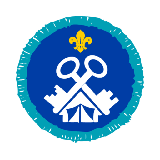 Explorers Activity Centre Service Activity Badge