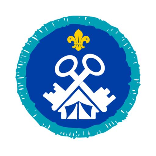 Explorers Activity Centre Service Activity Badge
