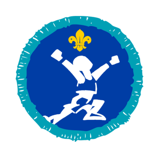 Explorers Athletics Activity Badge