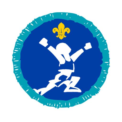 Explorers Athletics Activity Badge