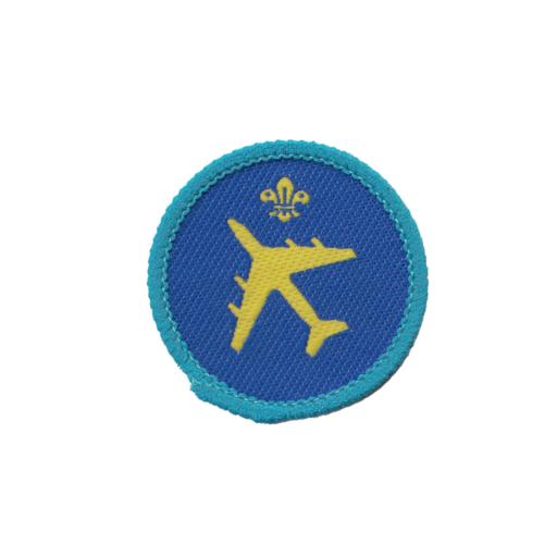 Explorers Aviation Skills Activity Badge (Pre 2015 Collection)