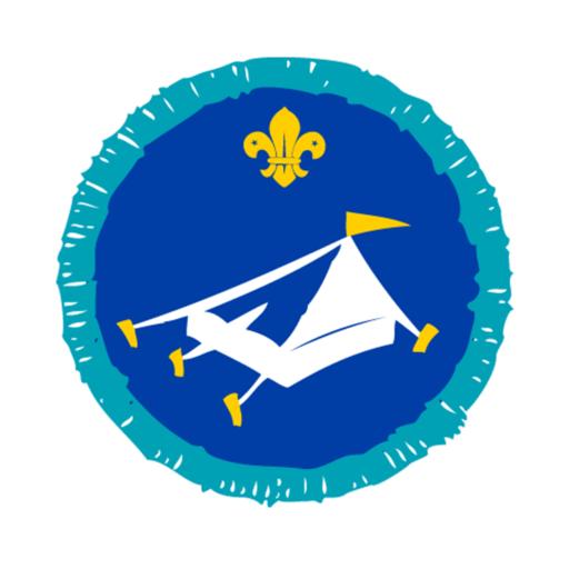 Explorers Camper Activity Badge