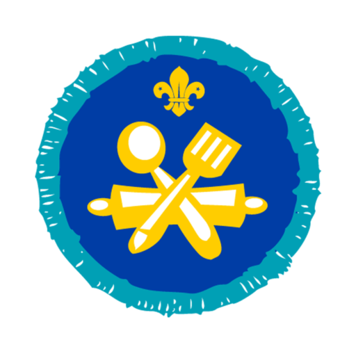 Explorers Chef Activity Badge