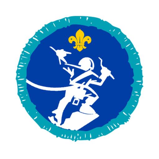 Explorers Climber Activity Badge