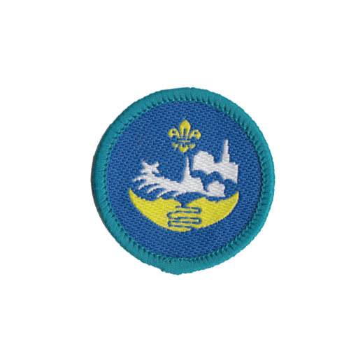Explorers Community Activity Badge (Pre 2015 Collection)