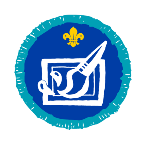 Explorers Creative Arts Activity Badge