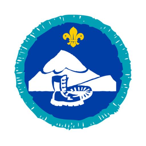 Explorers Hill Walker Activity Badge