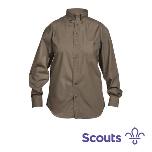 Explorers Long Sleeved Uniform Blouse
