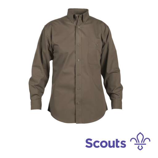 Explorers Long Sleeved Uniform Shirt
