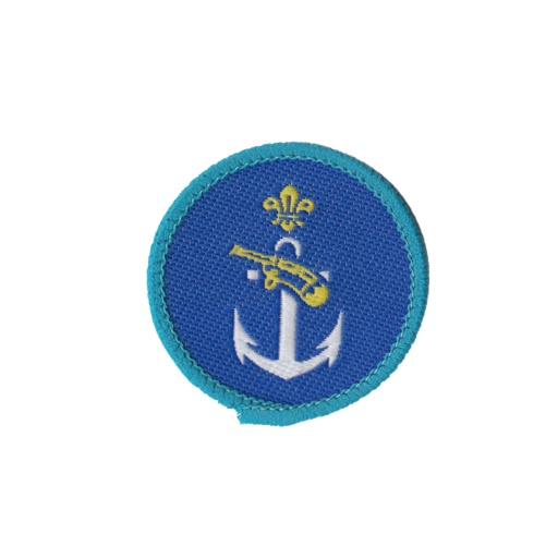 Explorers Nautical Skills Activity Badge (Pre 2015 Collection)