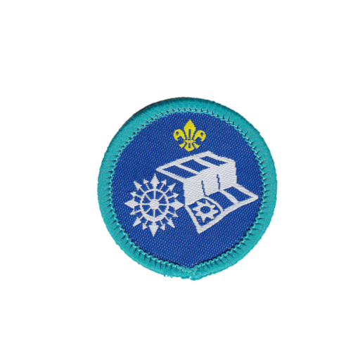 Explorers Navigation Activity Badge (Pre 2015 Collection)