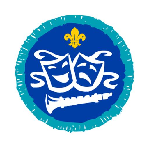 Explorers Performing Arts Activity Badge