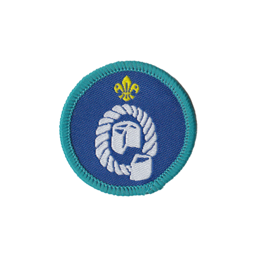 Explorers Quartermaster Activity Badge (Pre 2015 Collection)