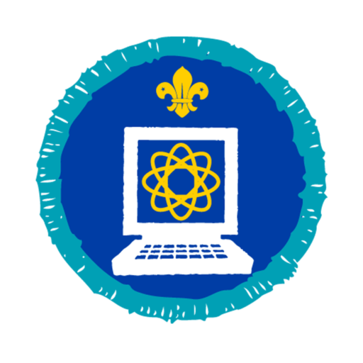 Explorers Science and Technology Activity Badge