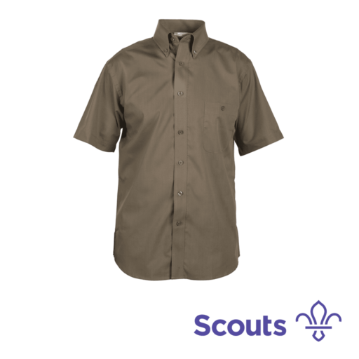Explorers Short Sleeved Uniform Shirt