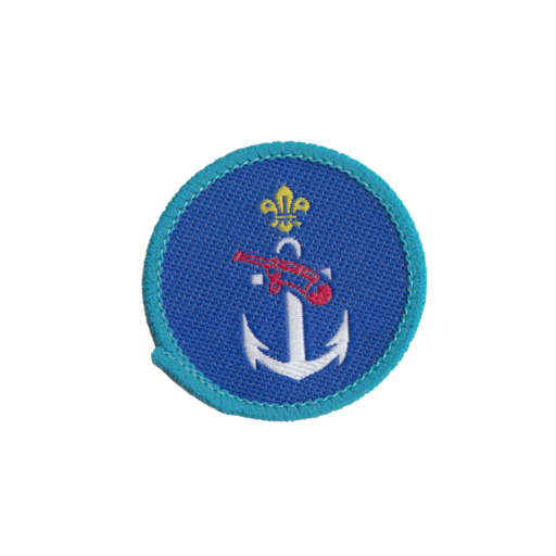 Explorers Advanced Nautical Skills Activity Badge (Pre 2015 Collection)