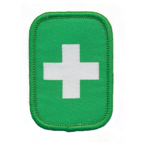 Adult First Aider Uniform Badge