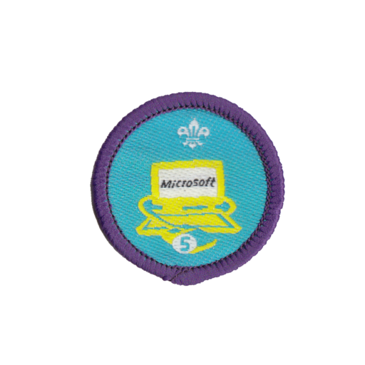 Information Technology Stage 5 Staged Activity Badge (Pre 2015 Collection)