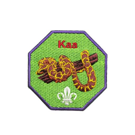 Cubs Kaa Fun Badge