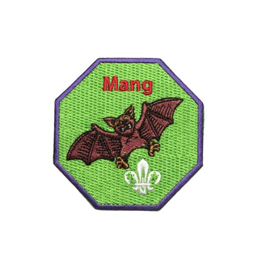 Cubs Mang Fun Badge