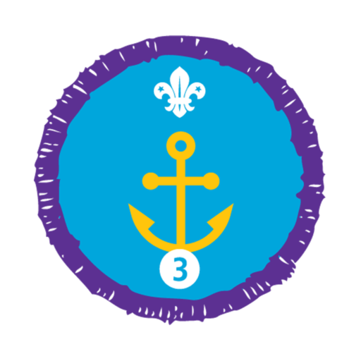 Nautical Skills Stage 3 Staged Activity Badge