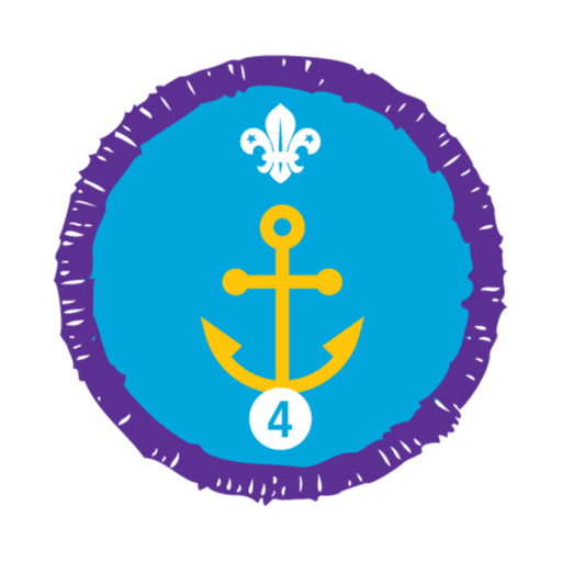 Nautical Skills Stage 4 Staged Activity Badge