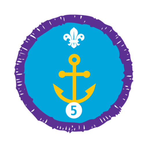 Nautical Skills Stage 5 Staged Activity Badge