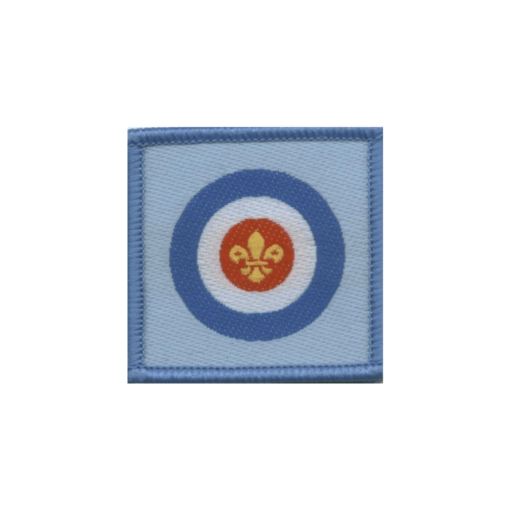 Air Scouts RAF Recognition Badge