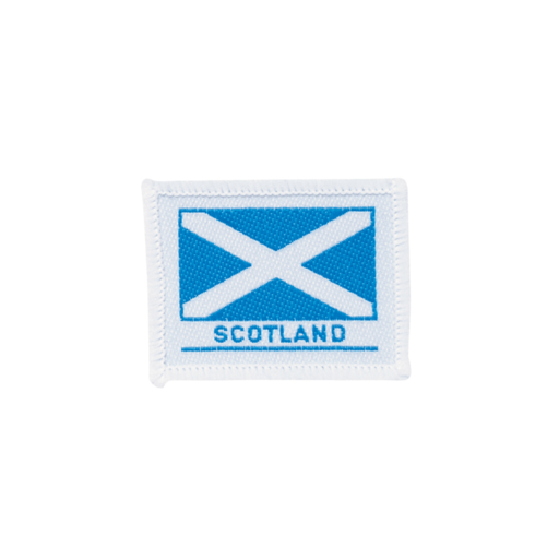 Scotland Emblem Cloth Uniform Badge