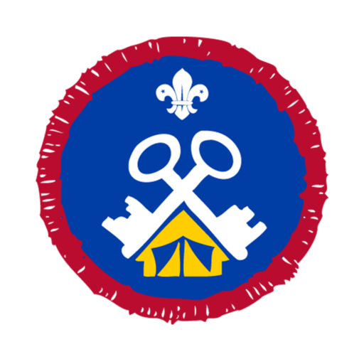 Scouts Activity Centre Service Activity Badge