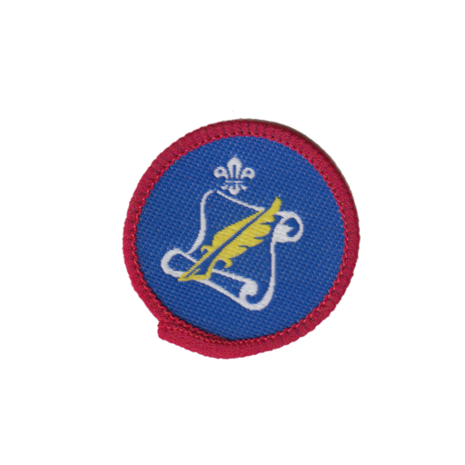 Scouts Administrator Activity Badge (Pre 2015 Collection)