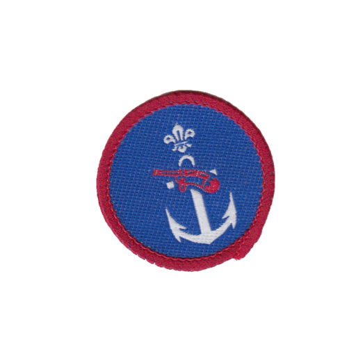 Scouts Advanced Nautical Skills Activity Badge (Pre 2015 Collection)