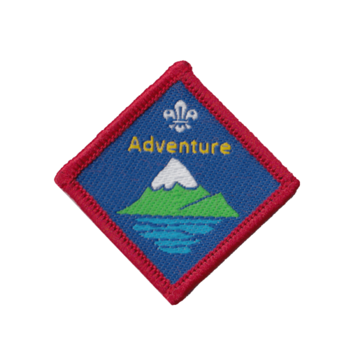 Scouts Adventure Challenge Award Badge (Pre 2015 Collection)