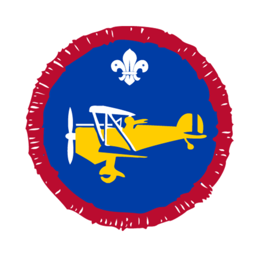 Scouts Air Researcher Activity Badge
