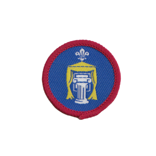Scouts Arts Enthusiast Activity Badge (Pre 2015 Collection)