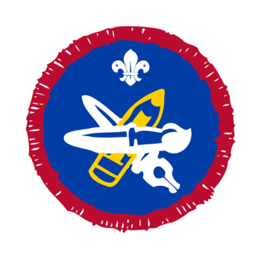 Scouts Artist Activity Badge