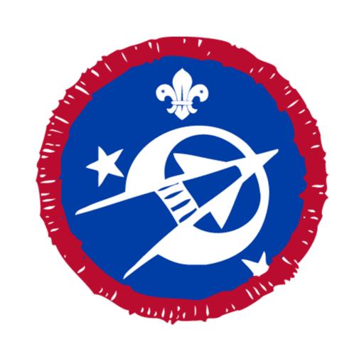 Scouts Astronautics Activity Badge