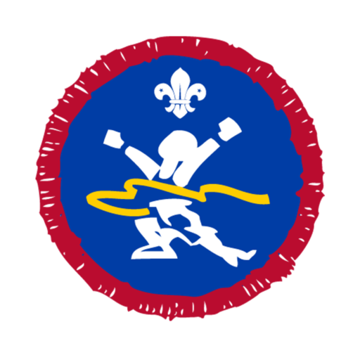 Scouts Athletics Activity Badge