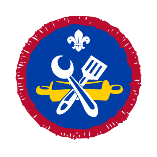 Scouts Chef Activity Badge