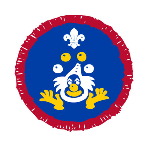 Scouts Circus Skills Activity Badge