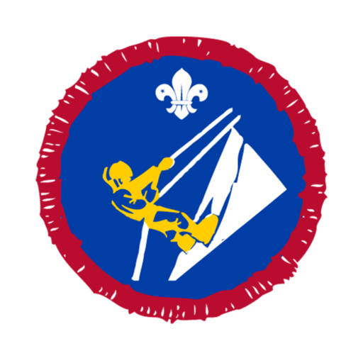 Scouts Climber Activity Badge