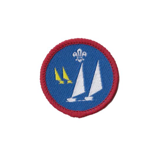 Scouts Dinghy Sailor Activity Badge (Pre 2015 Collection)