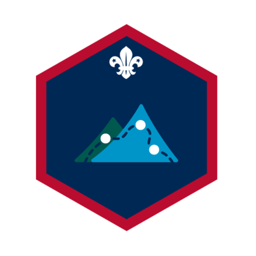 Scouts Expedition Challenge Award Badge